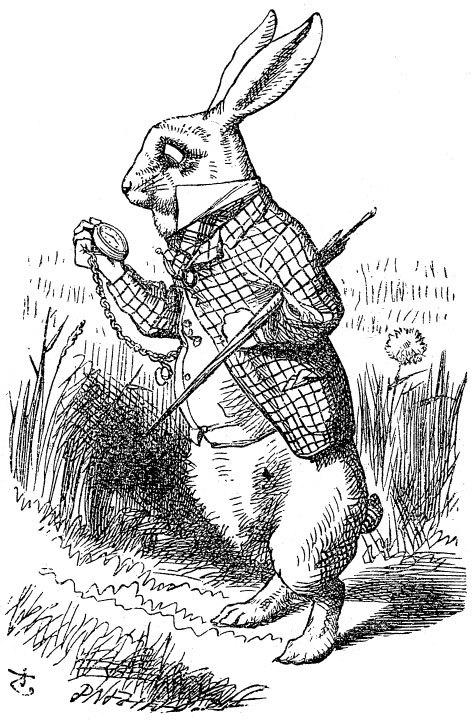 john-tenniel-the-white-rabbit